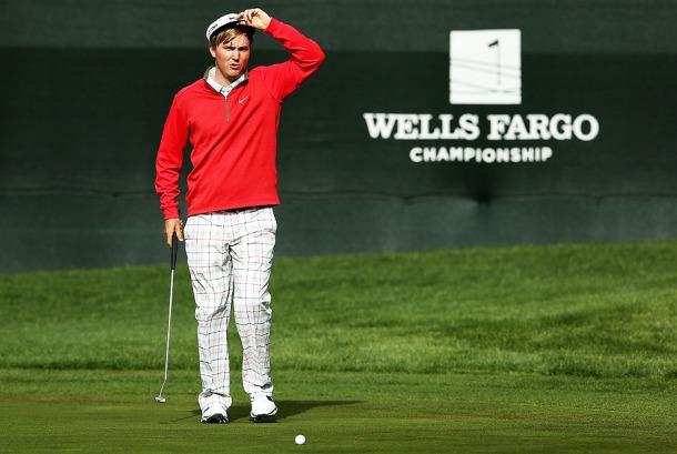 Wells Fargo Championship - Round Two