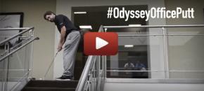 Odyssey Office Putt