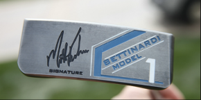 Bettinardi Golf Unveils Matt Kuchar Signature Putters