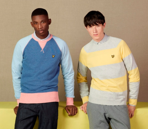 Yellow_Gold_Grey_Striped_Sweater_TR079_Lyle_and_Scott_Golf_Apparel_Manila_Philippines