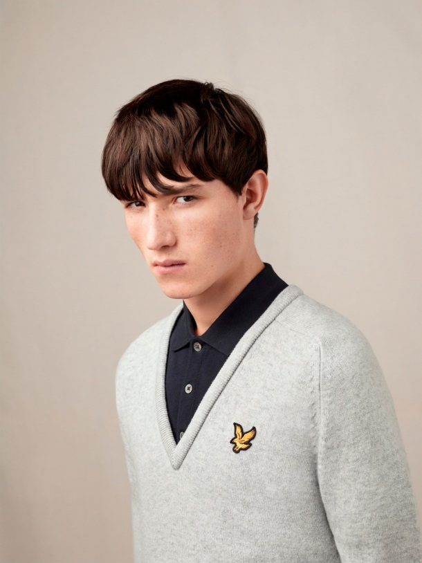 Grey_Gray_Sweater_Knit_Tr079_Lyle_and_Scott_SS_2013_Golf_Apparel_Manila_Philippines