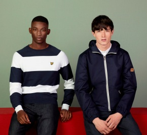 Lyle & Scott Spring / Summer 2013 Collection