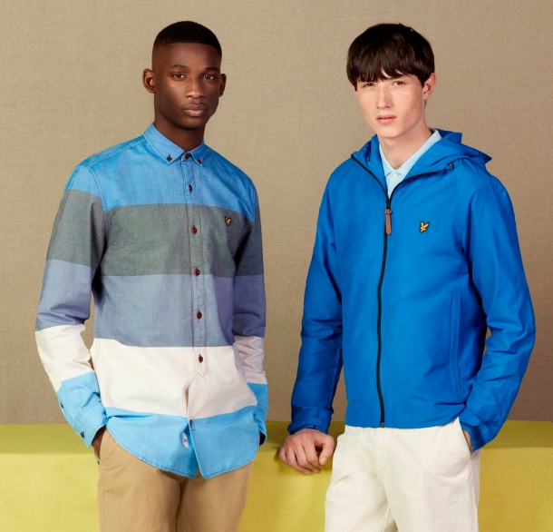 Parka_Blue_Long_Sleeves_TR079_Lyle_and_Scott_Golf_Apparel_Manila_Philippines
