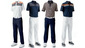Adidas, Ashworth and Tiger Woods US Open Outfits