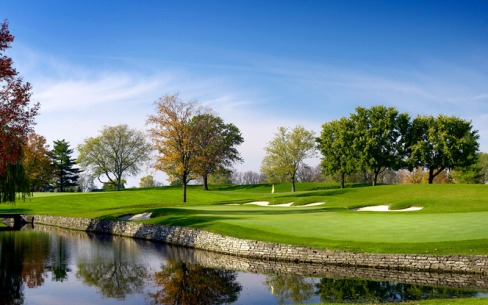 Hole 17 - Scioto Country Club