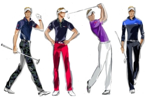 Open Championship Players' Outfits