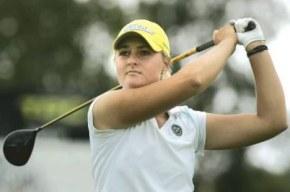 Anna Nordqvist Solheim Cup Hole InOne!