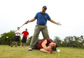 Golf Digest's Most AnnoyingGolfers!