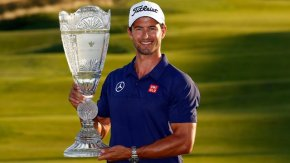 Adam Scott Wins Barclays Classic